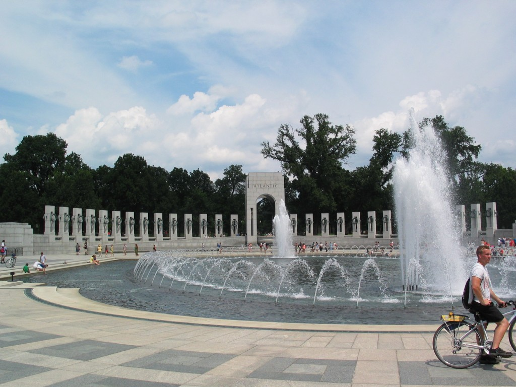 Atlantic Pavilion, National World War II Memorial