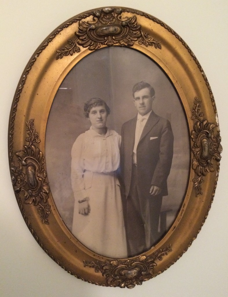 John and Mary Ardisson, June 15, 1916