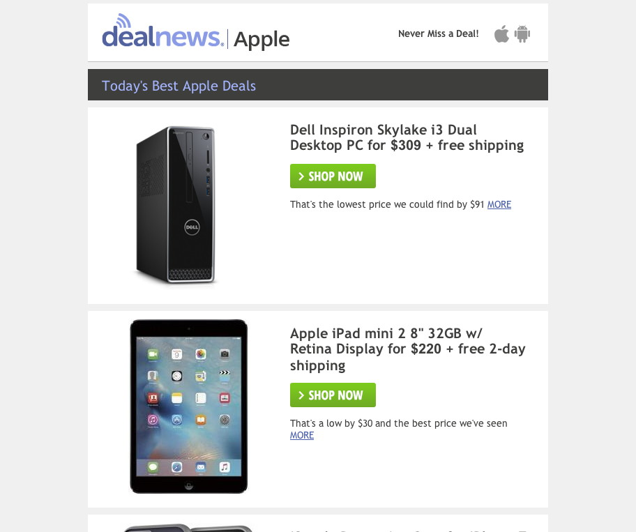 dealnews-todaysbestappledeals-dell-20161101